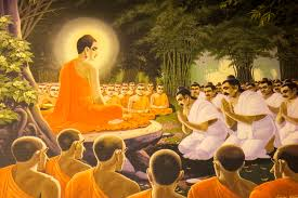 wat houdt boeddhisme in